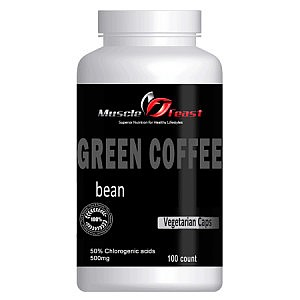 Green Coffee Bean Featured