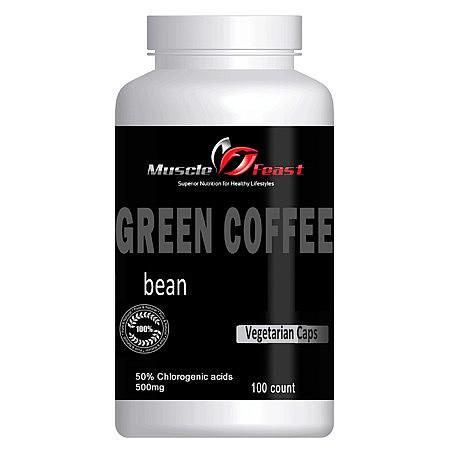 Green Coffee Bean Featured