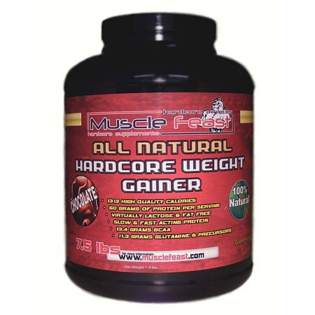 Hardcore Weight Gainer Featured