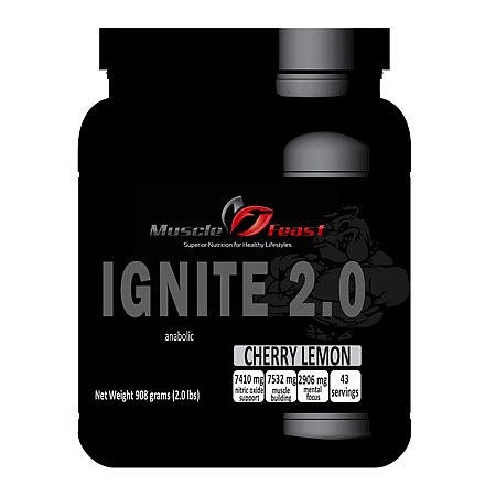 Ignite 2.0 Anabolic Featured