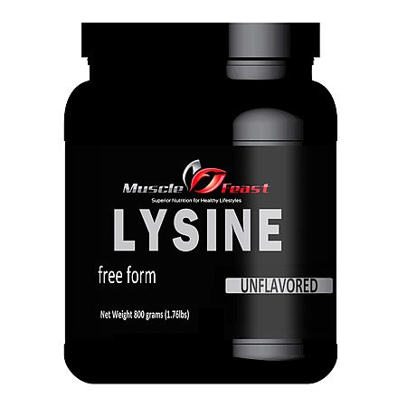 L-Lysine Featured