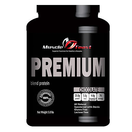 Premium Blend Protein Featured