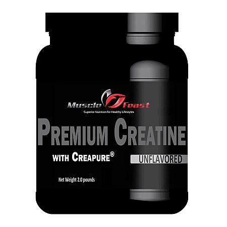 Premium Creatine with Creapure Featured