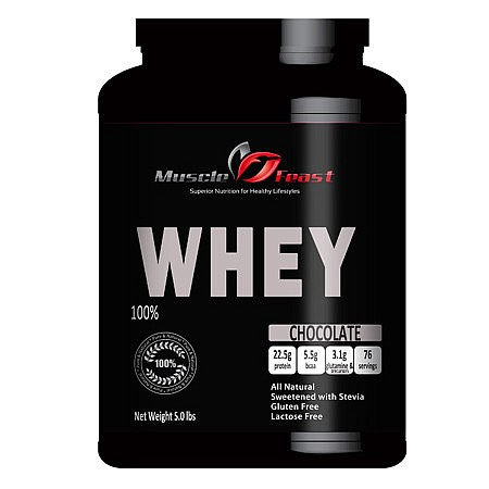 100 Percent Whey Featured