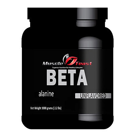Beta Alanine Featured