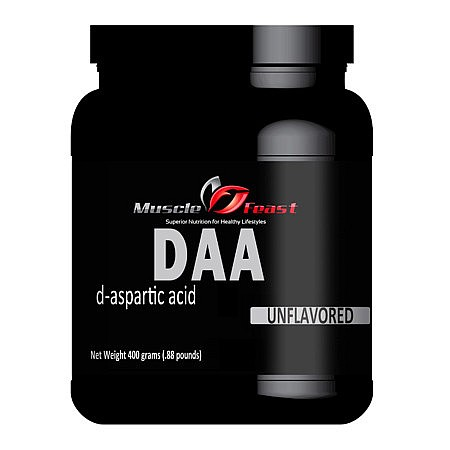 DAA D-Aspartic Acid Featured