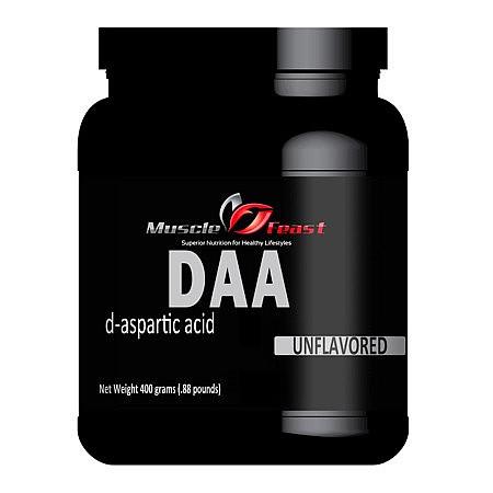 DAA D-Aspartic Acid Featured
