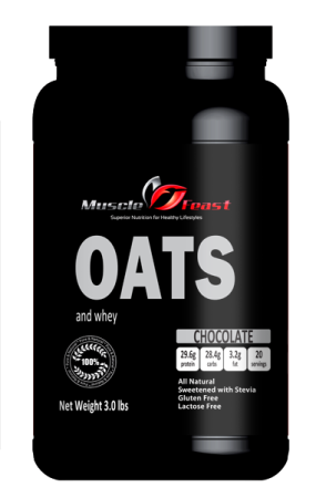 Oats and Whey Chocolate 3lbs