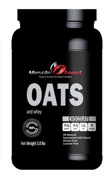 Oats whey protein
